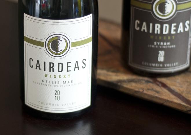 cairdeaswinery_labeldesign_logodesign